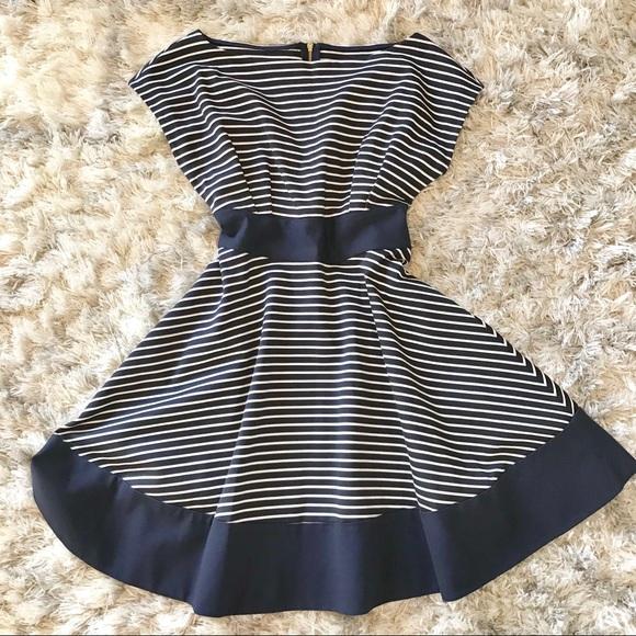 497e3b641529 kate spade Dresses & Skirts - Kate Spade Ponte Fiorella cap sleeve dress  medium